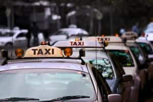 Call a taxi and avoid drunk driving
