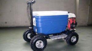 Beer Cooler Scooter