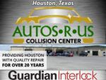Autos R Us Collision Center Houston Texas Ignition Interlock Installers