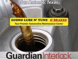 Econo Lube and Tune San Antonio Texas Ignition Interlock Installers