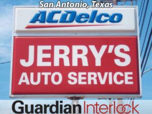 Jerry's Auto Service San Antonio Texas Ignition Interlock Installers