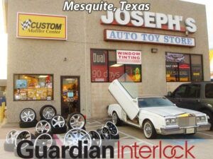 Joseph's Auto Toy Store Mesquite Texas Ignition Interlock Installers