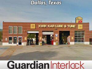 Kwik Kar Lube and Tune Dallas Texas Ignition Interlock Installers