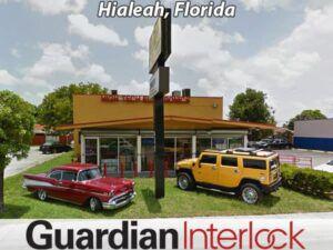 Hialeah Florida Ignition Interlock Installer's High Tech Electronics