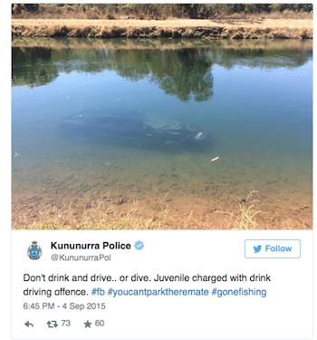 Photo from Kununurra Police