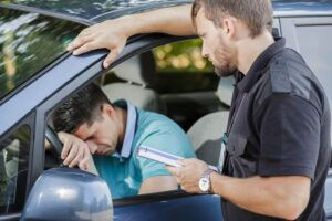 states with the most drunk driving arrests