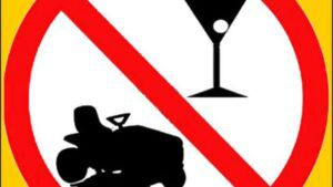 kansas drunk driving laws ride on lawnmower