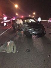 Florida drunk driving crash