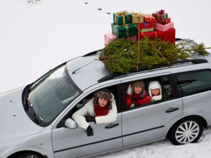 holiday drunk driving crashes