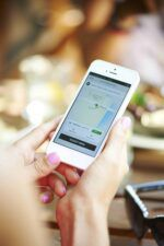 ride sharing service